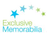 Exclusive Memorabilia